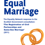 Equal Marriage Consultation Response