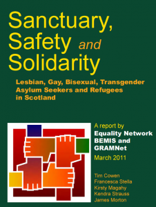 Safety Security and Solidarity full report March 2011
