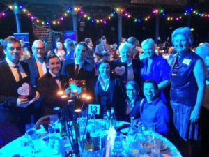 Equality Network at Charity Awards 2013