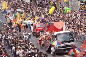 Toronto hosted the World Pride celebrations in June 2014