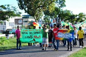 LGBTI Campaigners in Guyana calling for decriminalisation