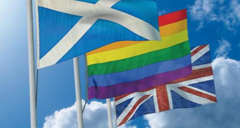 Referendum Flags