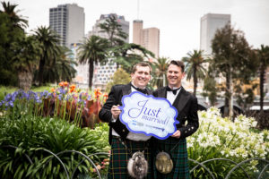 Scotland's historic equal marriage legislation came into effect at midnight  today. oz_edit_large