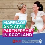 Marriage and Civil Partnership in Scotland guide