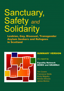 Sanctuary Safety Solidarity summary report pic