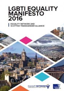 LGBTI Equality Manifesto