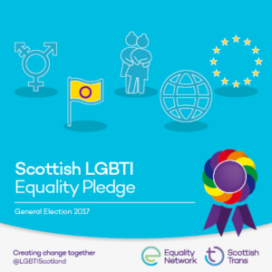 Scottish LGBTI Equality Pledge