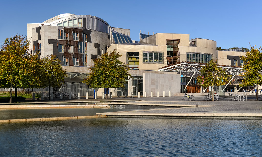 Image of Scottish Parliament